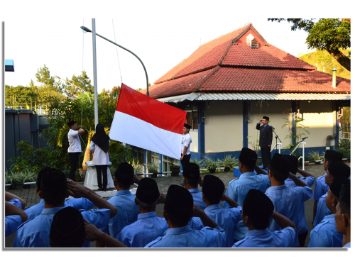 Peringatan HUT Republik Indonesia ke-74